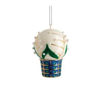 Alessi Home Ornament Mughetti e Smeraldi