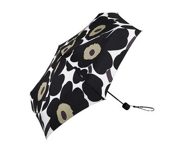 Marimekko Mini Unikko Umbrella Black