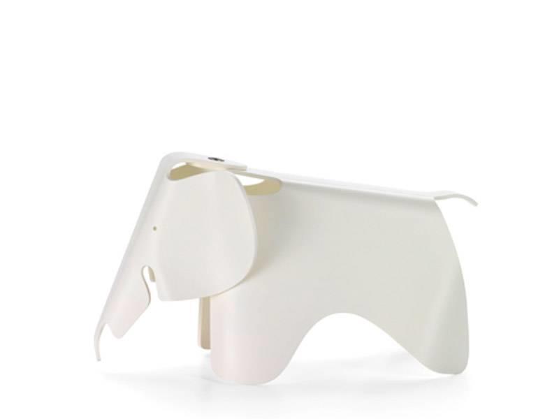 Vitra Eames Elephant White Small