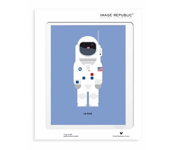 Image Republic Le Duo Neil Armstrong