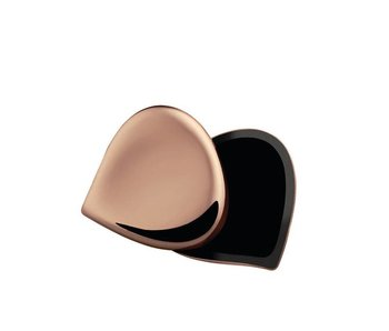 Alessi Chestnut Pillendoosje Golden Pink