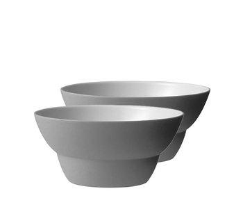 Vipp Bowl Grey 2 pcs.