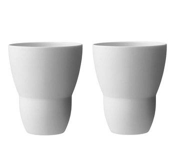 Vipp Tea Cup White 2 pcs.