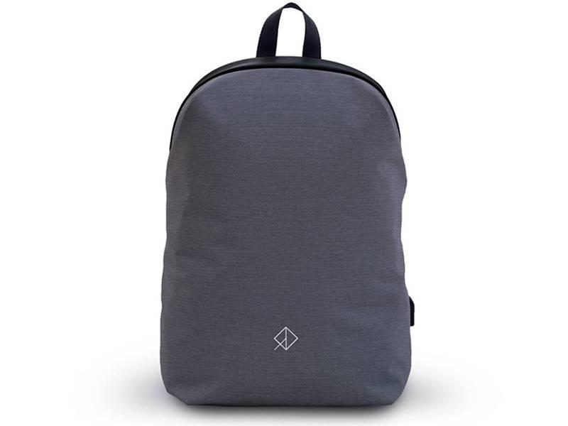 Wexley Urban Backpack Dark Grey/Black
