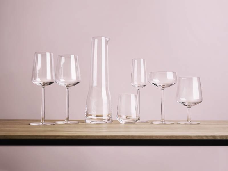 Iittala Essence Wit Wijnglas