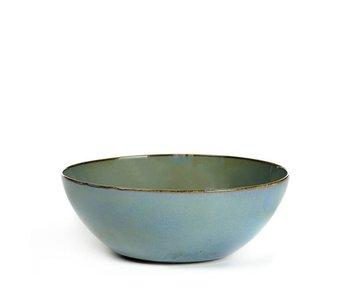Serax TDR Kom Smokey Blue 18 cm