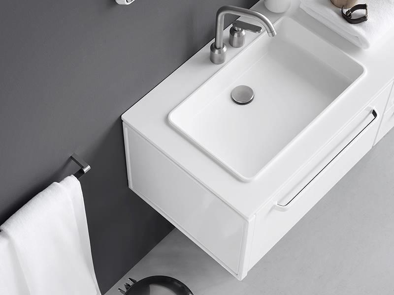 Vipp 983 Bath Module Large Incl. Taps