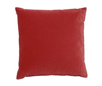 SemiBasic Lush Velour Cushion Coral