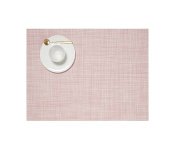 Chilewich Placemat Mini Basketweave Blush