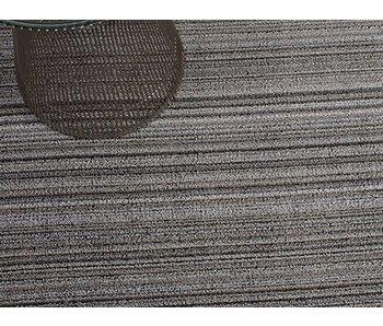 Chilewich Shag Mat Skinny Stripe Birch 61/91 cm