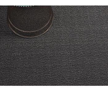 Chilewich Shag Mat Solid Mercury 61/91 cm
