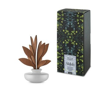 Alessi The Five Seasons Leaf Fragrance Diffuser Ahhh
