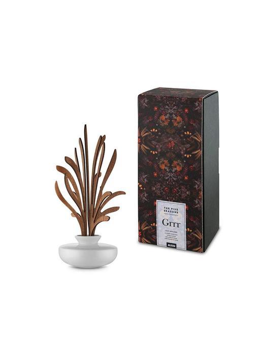 Alessi The Five Seasons Leaf Fragrance Diffuser Grrr