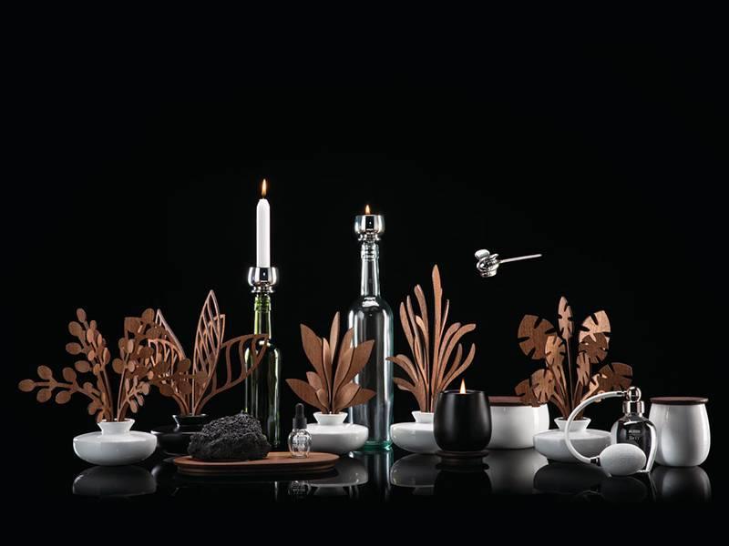 Alessi The Five Seasons Leaf Fragrance Diffuser Brrr