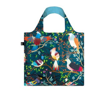 LOQI Bag Hvass&Hannibal Birds