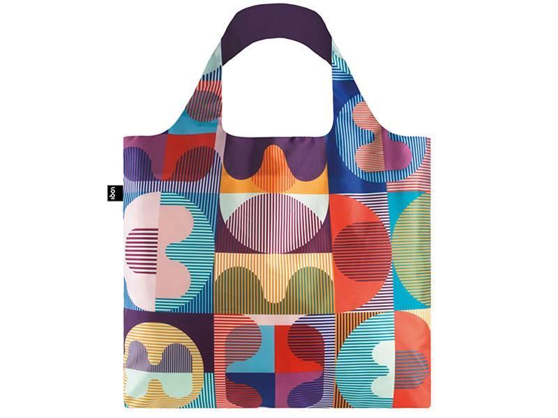 LOQI Bag Hvass&Hannibal Grid