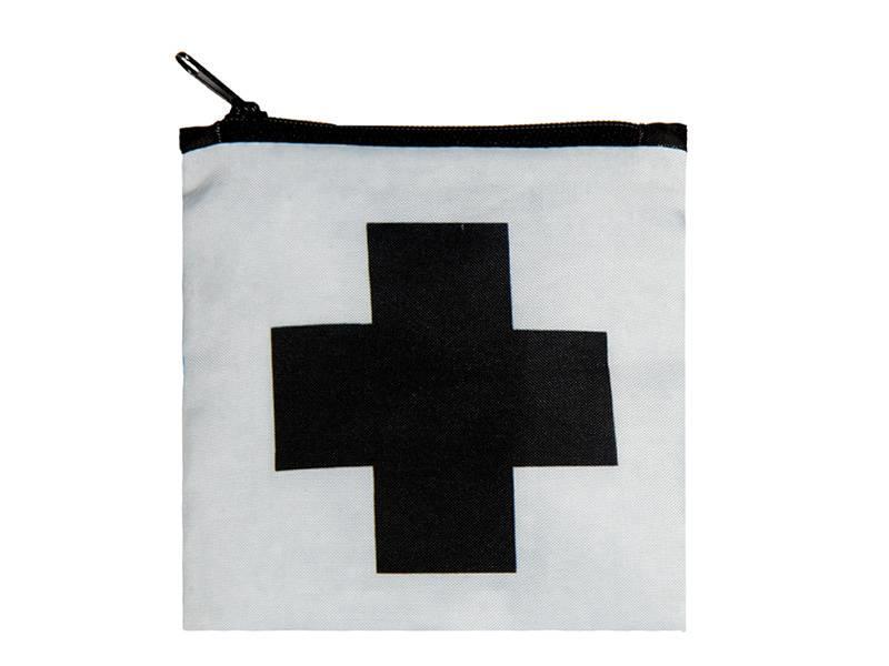 LOQI Bag Malevich Black Cross