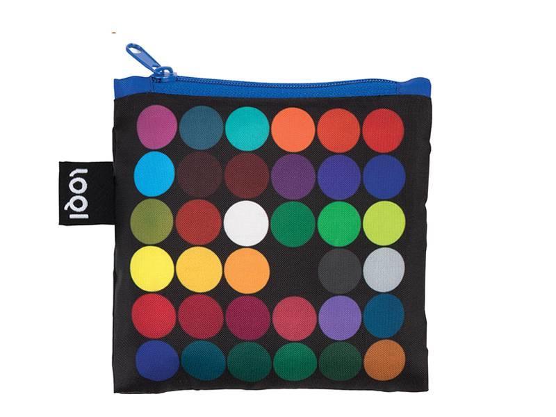LOQI Bag Gernes Dots