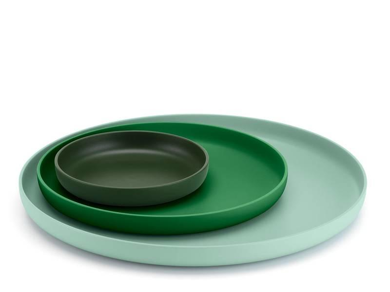 Vitra Trays Green 3 pcs.
