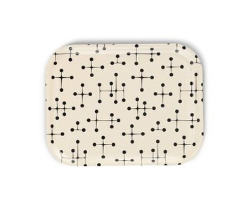 Vitra Tray Medium Dot Pattern Light