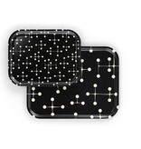Vitra Classic Tray Large Dot Pattern Reverse Dark
