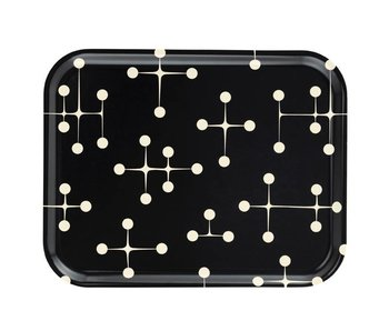 Vitra Tray Large Dot Pattern Reverse Dark