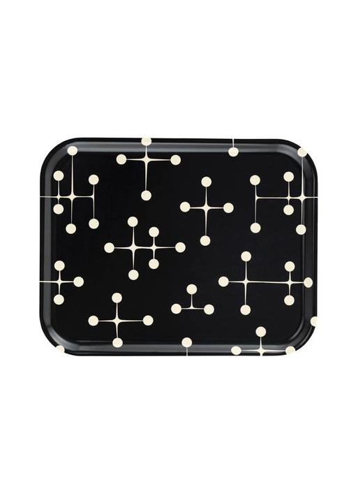 Vitra Tray Large Dot Pattern Reverse Dark