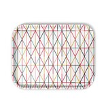 Vitra Classic Tray Large Grid Multicolor
