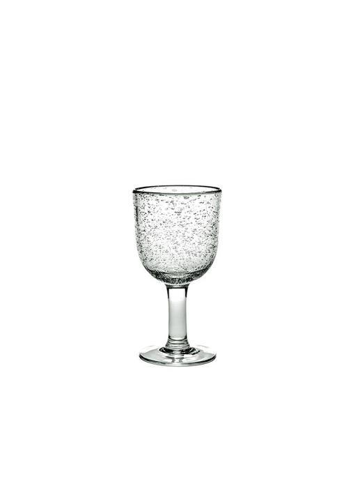 Serax Pure Rood Wijnglas