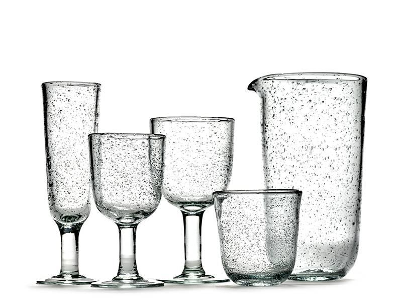 Serax Pure Champagneglas