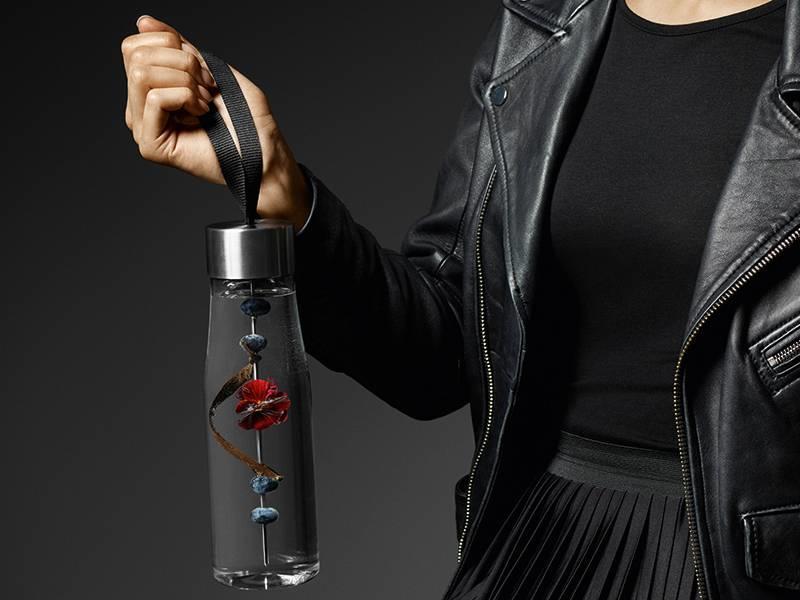 Eva Solo MyFlavour Drinking Bottle Black