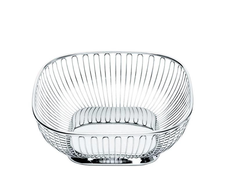 Alessi 845 Wire Basket Square