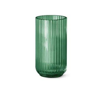 Lyngby Porcelaen Vase Green 20 cm