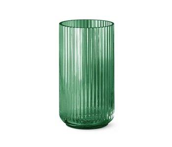 Lyngby Porcelaen Vase Green 25 cm