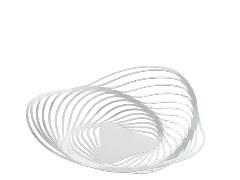 Alessi Trinity Fruit Bowl White