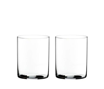 Riedel O Wine Tumbler Whisky 2 pcs.