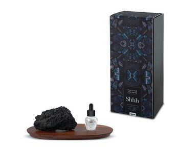 Alessi The Five Seasons Lava Stone Diffuser Shhh