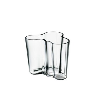 Iittala Alvar Aalto Collection Vaas Helder 95 mm