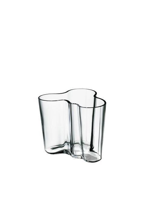 Iittala Alvar Aalto Collection Vaas Helder 95 mm