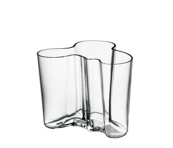 Iittala Alvar Aalto Collection Vaas Helder 120 mm