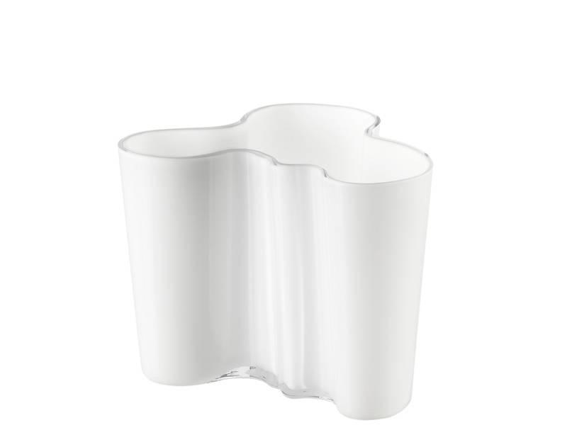Iittala Alvar Aalto Collection Vaas Opaal 120 mm
