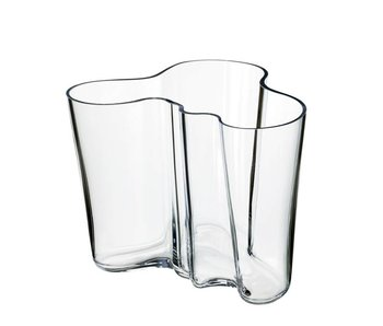 Iittala Alvar Aalto Collection Vaas Helder 160 mm