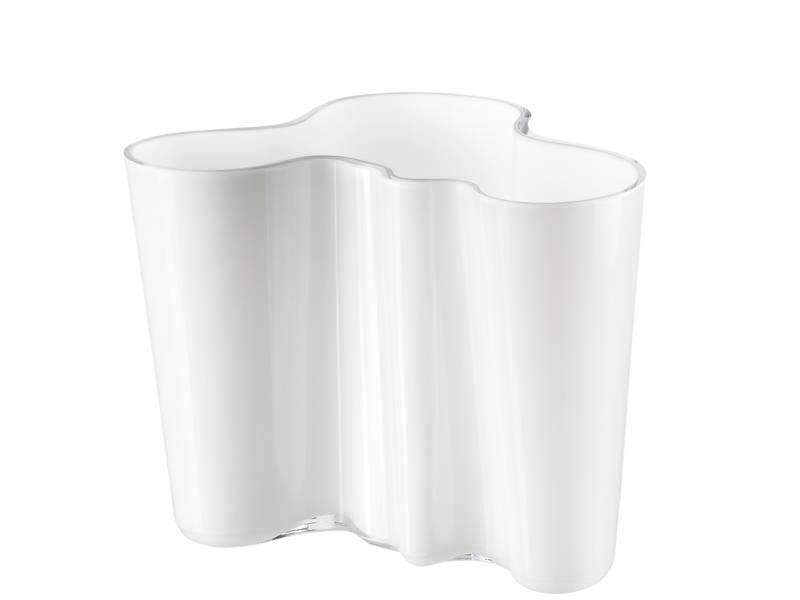Iittala Alvar Aalto Collection Vaas Opaal 160 mm
