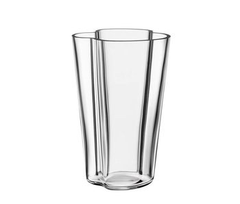 Iittala Alvar Aalto Collection Vaas 220 mm Helder