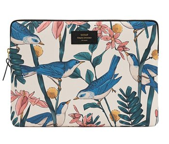 Wouf Birdies Laptop Sleeve 13""