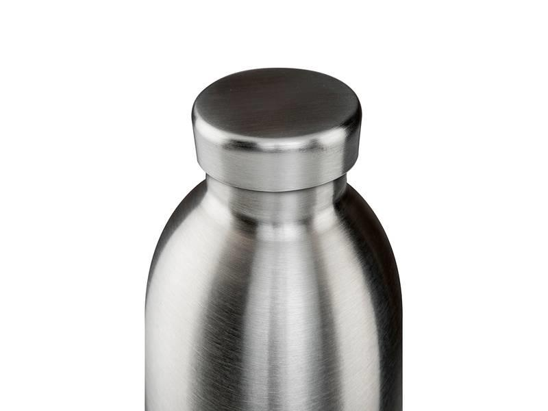 24 Bottles Clima Bottle 330 ml Steel