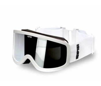 Izipizi Snow Goggles Small White