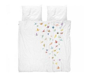 Snurk Dekbedovertrek Crane Birds 240 cm