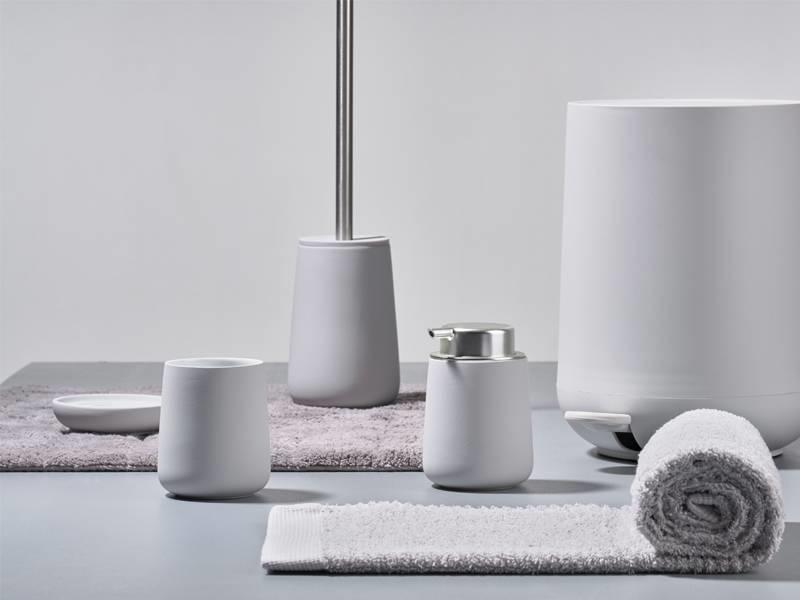 Zone Denmark Nova One Toilet Brush Gull Grey