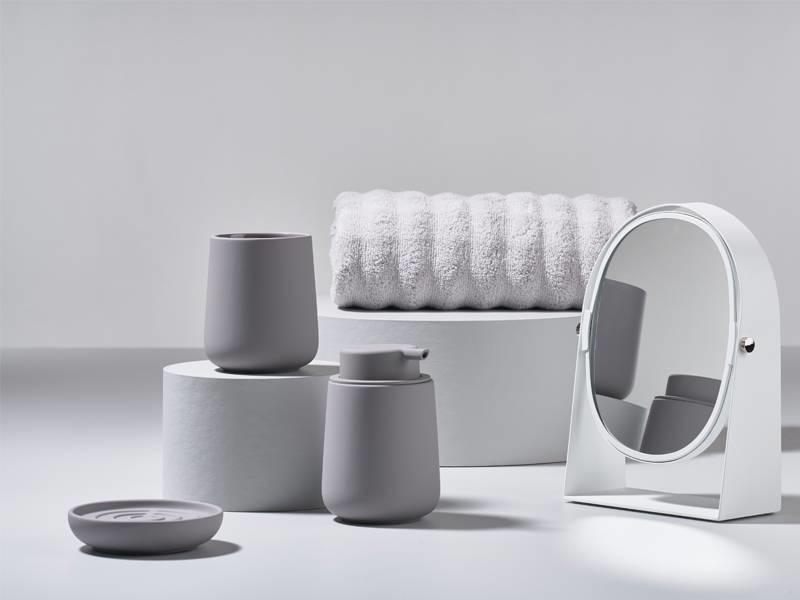 Zone Denmark Nova One Soap Dispenser Gull Grey